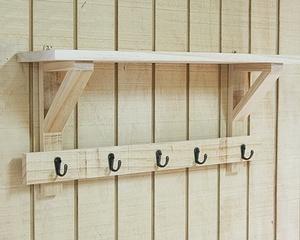 [나무자전거] DIY가구 [dy] 엔틱 훅 선반