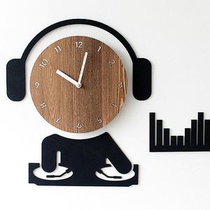 [나무자전거]입체시계[MR]디제이(104)벽시계