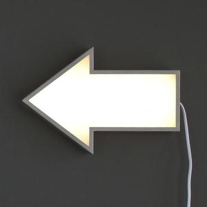[나무자전거] 인테리어조명 [BB] [LED] 클릭 조명[벽걸이 스탠드 겸용]-그레이